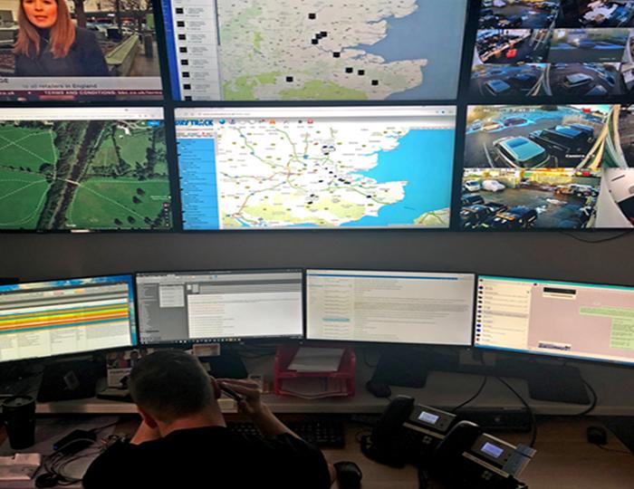 CCTV / CONTROL ROOM